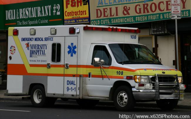 09 Recapitulación - La ambulancia UMDNJ108